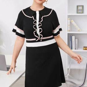 SHEIN knit dress